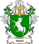 Van Hamel Coat of Arms