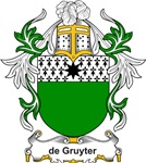de Gruyter Coat of Arms