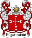 Wyszpolski Coat of Arms, Family Crest