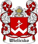Wieliczko Coat of Arms, Family Crest