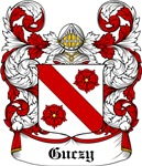 Guczy Coat of Arms, Family Crest