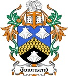 Townsend Coat of Arms, Family Crest