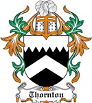 Thornton Coat of Arms, Family Crest