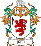 Pettit Coat of Arms, Family Crest