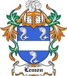 Lemon Coat of Arms, Family Crest