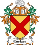 Eustace Coat of Arms, Family Crest