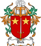 Dick Coat of Arms, Family Crest