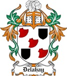 Delahay Coat of Arms, Family Crest
