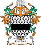 Dardes Coat of Arms, Family Crest
