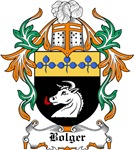 Bolger Coat of Arms, Family Crest