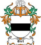 Birt Coat of Arms, Family Crest