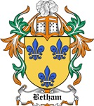 Betham Coat of Arms, Family Crest