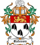 Bateson Coat of Arms, Family Crest