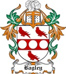 Bagley Coat of Arms, Family Crest