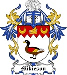 Mikieson Coat of Arms, Family Crest