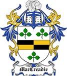 MacCreadie Coat of Arms, Family Crest
