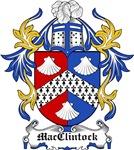 MacClintock Coat of Arms, Family Crest