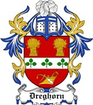 Dreghorn Coat of Arms, Family Crest