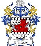 Craiggie Coat of Arms, Family Crest