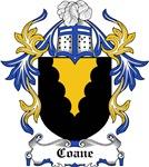 Coane Coat of Arms, Family Crest