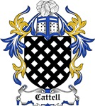 Cattell Coat of Arms, Family Crest