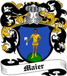 Maier Coat of Arms, Family Crest