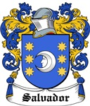 Salvador Coat of Arms, Family Crest