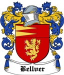 Bellver Coat of Arms, Family Crest