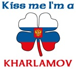Kharlamov Family