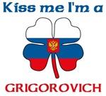 Grigorovich Family