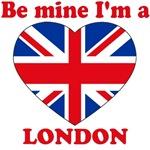 London, Valentine's Day