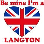 Langton, Valentine's Day