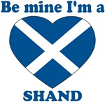 Shand, Valentine's Day