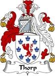 Thorp Family Crest