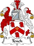 Tench Family Crest