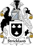 Strickland Family Crest