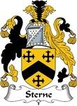 Sterne Family Crest