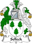 Selleck Family Crest
