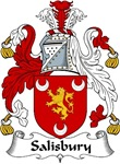 Salisbury Family Crest