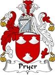 Pryer Family Crest