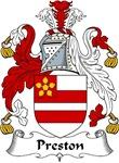 Preston Family Crest