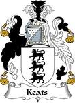 Keats Family Crest