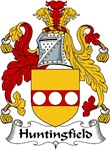 Huntingfield Family Crest