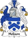 Hobson Family Crest