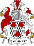 Dewhurst Family Crest