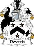 Deveris Family Crest