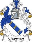 Clapman Family Crest