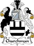 Churchman Family Crest