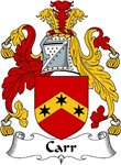 Carr Family Crest