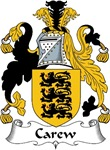 Carew Family Crest